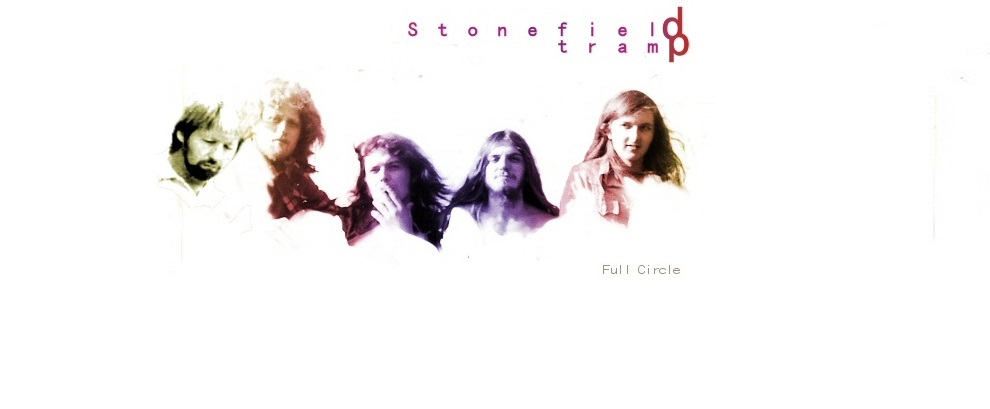 SFT Suggested album cover for the Full Circle re-union recording